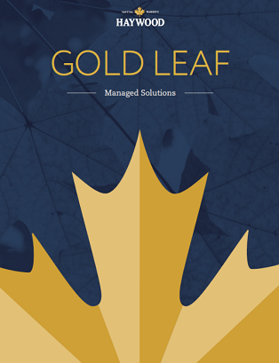 Gold Leaf MS Cover Page